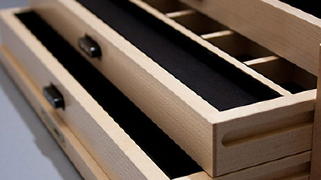 Wooden Jewellery Box Collection