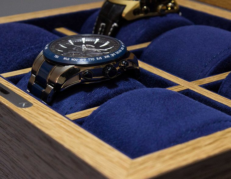 Luxury Watch Boxes