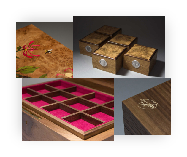 Hawthorne Luxury Jewellery Boxes